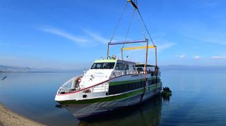Akşemsettin Gemisi'ni turizm şirketi satın aldı