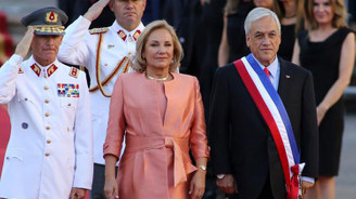 Şili'de Pinera tekrar devlet başkanı oldu