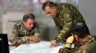 Akar: Sadece PKK değil DEAŞ da bölgeden temizleniyor