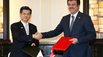 Ekonomi Bakanı Zeybekci, Japonya'da