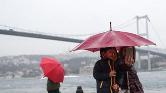 Meteoroloji İstanbulluları uyardı: Yağış geliyor
