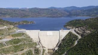 Adnan Menderes Barajı ekonomiye can veriyor