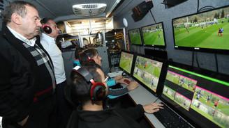 Online VAR test maçları Riva'da yapıldı