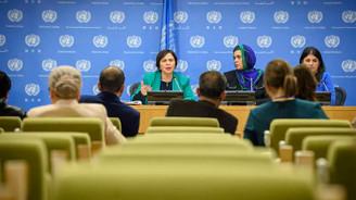 Guterres döneminde BM'de kadın üstünlüğü arttı