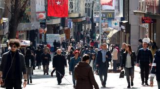 Sanayi kentinin nüfusunda hızlı artış