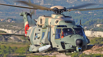 Katar'a 3,7 milyar $'lık helikopter satışı