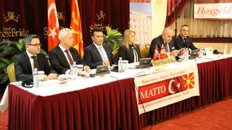 'Hedefimiz ticari hacmi 1 milyar euro'ya çıkarmak'