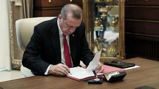 Cumhurbaşkanı Erdoğan, ittifak yasasını onayladı