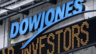 Dow Jones üç günlük düşüş serisini noktaladı