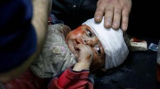 Doğu Guta'da 40 sivil öldürüldü