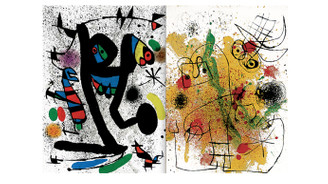 İstanbul'da bu kez 300 Miró