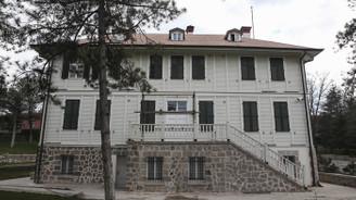 AOÇ'deki tarihi Alman Büyükelçiliği binası kiralanıyor
