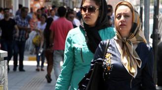 İranlı bin 200 kişilik kafile Marmaris'te