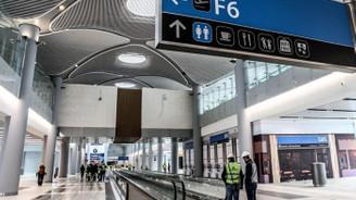 İstanbul yeni havalimanında ticari alanlara büyük ilgi