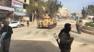 Afrin'de 29 köy daha kontrol altında