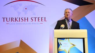 Çelik ihracatında sorunlara rağmen sonuç olumlu