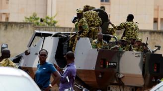 Burkina Faso'da Fransa Büyükelçiliği'ne saldırı
