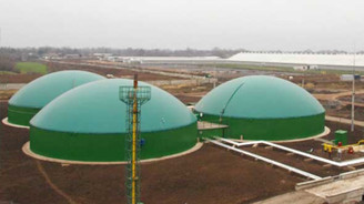 Çubuk'a 3 biyogaz tesis müjdesi