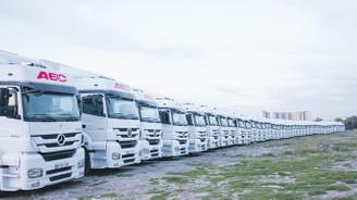 ABC Lojistik, filoyu 200 yeni araç ile büyütecek