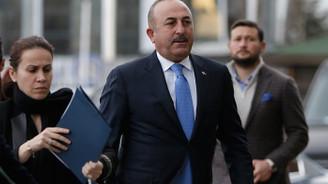 Çavuşoğlu: Terör örgütü ABD'yi tehdit ediyor