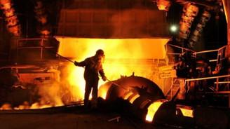 Ham çelik üretiminde yüzde 8,7 artış oldu