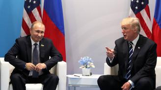 Trump'tan Putin'e tebrik telefonu