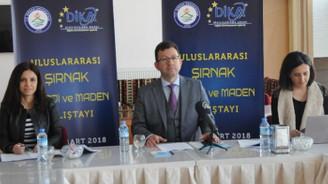 Şırnak'ta enerji ve maden çalıştayı yapılacak