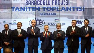 Saraçoğlu Projesi'nin tanıtımı yapıldı