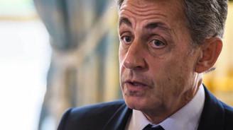 Sarkozy'ye gözaltı molası
