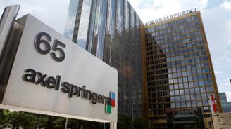 Alman Axel Springer, Doğan Medya ortaklığından ayrılıyor