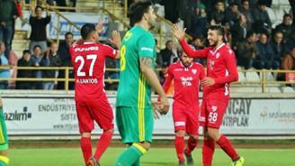 Boluspor, Fenerbahçe'yi 6 golle geçti