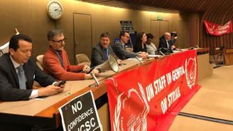 BM'de grev krizi devam ediyor