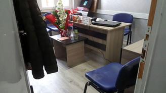 İYİ Parti İlçe Başkanına makamında silahlı saldırı