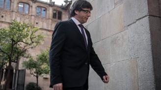 Eski Katalonya lideri Almanya'da gözaltına alındı
