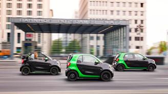 Elektrikli ve hibrit Mercedes'ler geliyor!