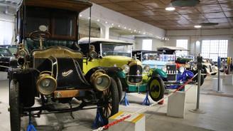 Klasik Otomobil Müzesi'nde tarihe yolculuk