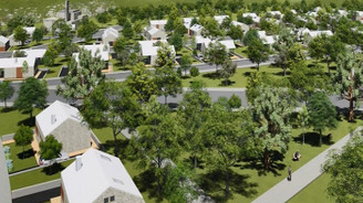 Her şehre 3 'Örnek Köy Projesi'