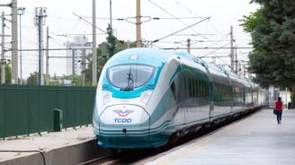 10 setlik yüksek hızlı tren ihalesi Siemens'in