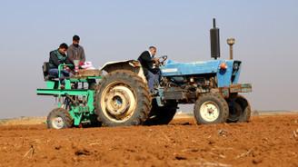 Türkiye'den Fırat Kalkanı bölgesine tarımsal destek