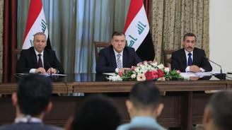 Irak Cumhurbaşkanı bütçeyi onaylamadan Resmi Gazete'ye gönderdi