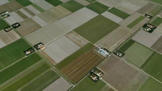 Arazi toplulaştırmasında hedef 14 milyon hektar
