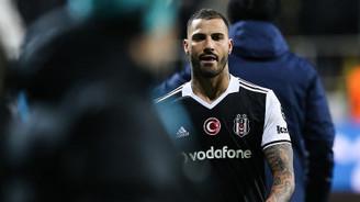 Beşiktaş Kulübünden 'Quaresma' açıklaması