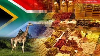 Güney Afrika pazarı için lokum ithal etmek istiyor
