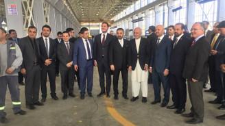 Vefa'nın fabrikası Afganistan'a okul üretecek
