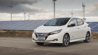 Nissan'ın elektriklide hedefi 1 milyon araç