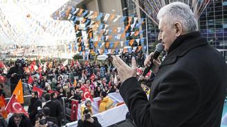 Yıldırım: Terör örgütleri Türkiye'den ve Mehmetçik'ten korksun