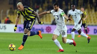Fenerbahçe kendi sahasında kaybetti