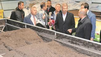 Kayseri Şeker, Ar-Ge Merkezine solucan gübresi pilot tesisi kurdu