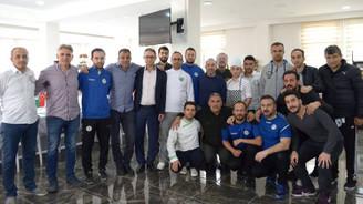Özdilek'ten Atiker Konyaspor'a veda
