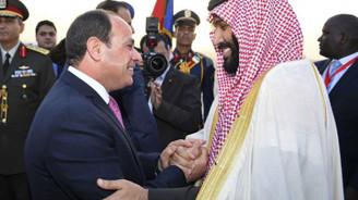 Riyad ve Kahire'den 10 milyar dolarlık ortak fon